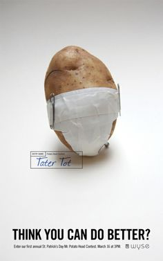 Wyse Advertising: Potatoes