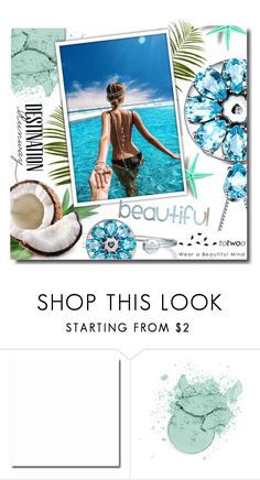 """""""Waiting for Summer with Totwoo"""" by totwoo ❤ liked on Polyvore featuring Bebe, Pier 1 Imports, WearableTech, totwoo and smartjewelry"""