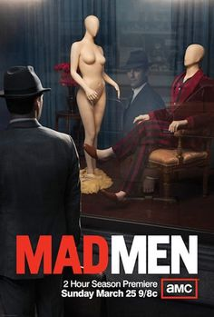 The new Mad Men poster.