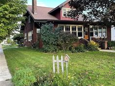 534 Wright St, Corry, PA 16407 | MLS #160105 | Zillow Historical Architecture, Cabin, House Styles, Home Decor, Decoration Home, Room Decor, Cabins, Cottage, Home Interior Design