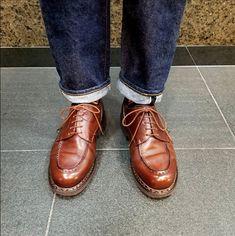 88fd74c2b3b Paraboot CHAMBORDを履いています。 . 今日の靴②です。飲み会