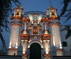 El Carmen Church & Convent in Trujillo, La Libertad Region, Peru ✯ ωнιмѕу ѕαη∂у