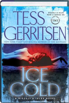 """Ice Cold - """"Ice Cold, bestselling author Tess Gerritsen's new Jane Rizzoli/Maura Isles thrill ride, is, as the title implies, chilling....Needing time to think about her complicated relationship with Father Daniel Brophy, medical examiner Maura Isles heads to Wyoming where she meets up with an old friend and his travel companions. But when they're forced off the road by a dangerous snowstorm, they seek shelter in a town with a name that proves to be as forbidding as it implies. Where, Maura…"""
