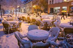 """Wintereinbruch in Deutschland: Nur """"Vorgeschmack auf den Winter ..."""