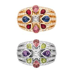 """OOOK - Chanel - Coco 2009 - """"San Marco"""" Ring...i want..."""
