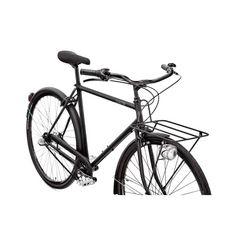 Creme Cycles Caferacer Men Solo 3-Gang all black (Mod. 2016) - hollandrad.de