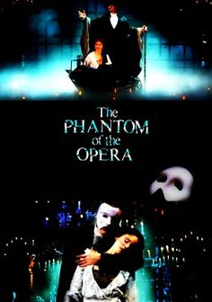 """The Phantom of the Opera"" on Broadway and Tour - Visit www.thephantomoft... also visit www.fanfarecafe.com for more shows."