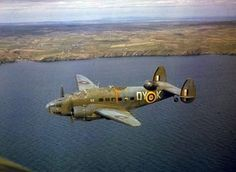 A Hudson Mk V of No. 48 Squadron RAF, in early 1942.