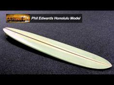 CA GOLD- Phil Edwards Honolulu Model