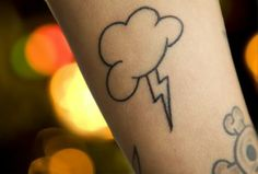 This is about the lightning bolt, tattoos, meanings, designs and ideas.
