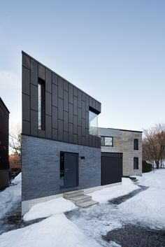 Completed in 2016 in Montreal, Canada. Images by Adrien Williams. The project was carried out in an old residence built at the foot of Mount Royal around the 1860s for Dr. McCulloch, after whom the avenue would...