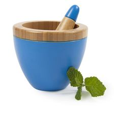 Mortar And Pestle Blue now featured on Fab.