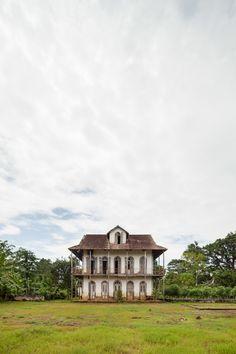 Roça Nova Olinda / As Roças de São Tomé e Príncipe / Photography: ©Francisco…