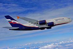 Aeroflot Airbus A380