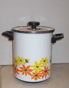 vintage pot - etsy