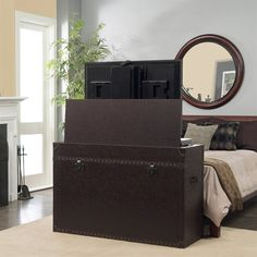 Fall October And November On The Adonzo Tv Lift Cabinet Living Room Pinterest