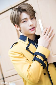 Stray Kids Hyunjin Graduation Photoshoot by Naver x Dispatch.