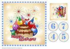 Happy birthday Balloons ages 4 7 on Craftsuprint - View Now! Happy Balloons, Happy Birthday Balloons, Birthday Fun, Birthday Cards, Christmas Unicorn, Christmas Deer, Christmas Baubles, Balloon Prices
