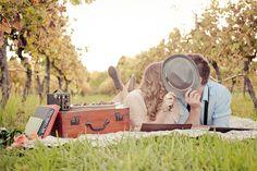 engagement shoot, photo by Sandra Henri Photography