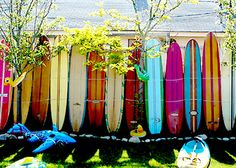 For the budding surfer, score a lesson from Espo's Surf & Sport in East Hampton, New York. Pink Summer, Summer Fun, Summer Time, Summer Loving, Summer Colors, Summer 2016, Die Hamptons, East Hampton, Summer Photos