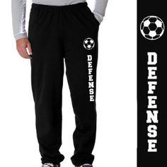 Soccer Defense Fleece Sweatpants Soccer Outfits, Sport Outfits, Cute Outfits, Soccer Sweatpants, Soccer Quotes, Soccer Memes, Football Quotes, Soccer Players, Soccer Cleats