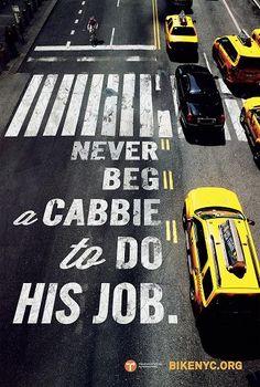 Never beg a cabbie to do his job #graphicdesign #inspiration #art #digitalart