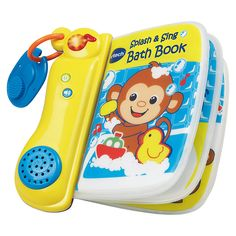 Buy V-Tech Splash and Sing Book | John Lewis