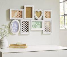 ber ideen zu collage bilderrahmen auf pinterest. Black Bedroom Furniture Sets. Home Design Ideas