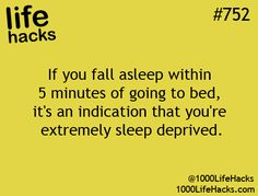 Uh oh, this is me... like every night... probably less than 5. It's ironic because it used to take me at least an hour to fall asleep before...
