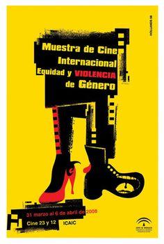 Michelle M. Hollands, Muestra de Cine Internacional – Equidad y Violencia de Género, 2008