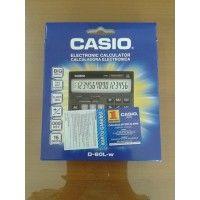 Calculator Casio D - 60L ( 16 Digits )