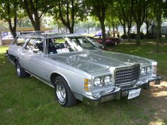 Ford LTD Wagon 1973
