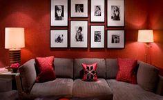 10 Dark Moody Living Room Ideas