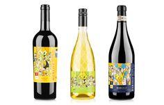 """Consulta este proyecto @Behance: """"Taller wine""""…"""
