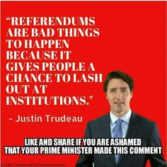 Justin Trudeau hates Canadian's and couldn't care less about what we think! Political Memes, Political Party, Justin Trudeau, Truth Hurts, Leadership, Funny Memes, Wisdom, Shit Happens, Thoughts