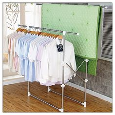 Rack Shelf, Wardrobe Rack, Home Improvement, Indoor, Shelves, Furniture, Laundry, Home Decor, Interior