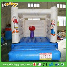 Popeye outdoor jumping castles inflatable