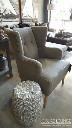 If your name is Suzy, you simply MUST get yourself this stunning wingback occasional chair! Yep, it's the Suzy Chair – exclusive to Single Chair, Occasional Chairs, Suzy, Accent Chairs, Armchair, Lounge, Contemporary, Interior Design, Retro