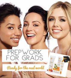 Do you have a #grad  👩🏼🎓 to buy for?                Prepwork is a brand new line for #millennials ( 18-30). It's never too early to start looking after your skin🌿 Reg $193 Now $154 🇨🇦for the Set. #healthyliving #healthychoices #youarespecial #youcandoit