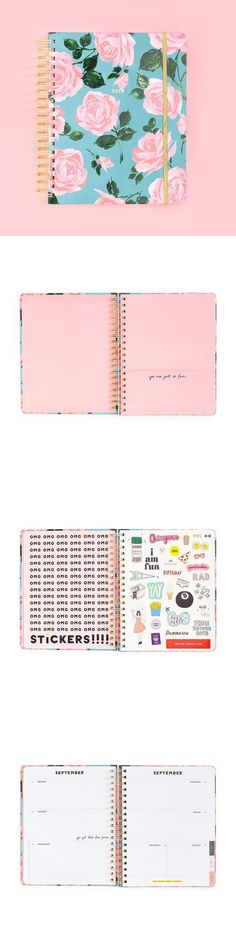 Organizers and Day Planners 15735: Ban.Do - 2017-2018 Agenda Planner - Bando - Rose Parade - Large Agenda -> BUY IT NOW ONLY: $32 on eBay!