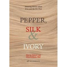 The Jewish Chronicle - Pepper Silk Ivory provides remarkable ... www.thejewishchronicle.net400 × 400Search by image The history and culture of European Jewry is widely known, but many people are unfamiliar with the Jews of Asia and the contributions that Jews made in .