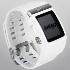 SMART- RELOJ NIKE +  SPORT-WATCH + GPS - Blanco