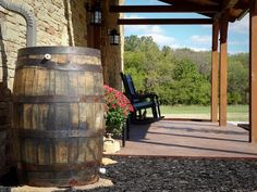 How To Use Rain Barrels For Your Garden | www.coolgarden.me