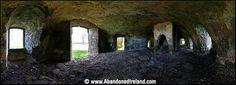 Abandoned Ireland Sports Complex, Castle Ruins, Dublin, Abandoned, Ireland, Left Out, Irish, Ruin