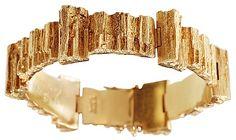 Length 19 cm, weight 70 g. Bukowski, Patek Philippe, Finland, Rolex, 18k Gold, Bling, Gazza, Watches, Bracelets