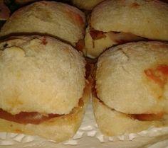 Mini chapatas de jamón ibérico