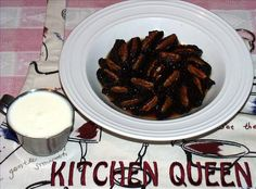 Chad - Aracia Mahshia-Bil-Goz (Walnut stuffed prunes) - popular throughout region