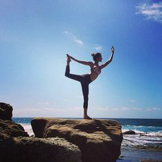 Cool Instagram Photos of Celebrities in Yoga Poses - Shape.com