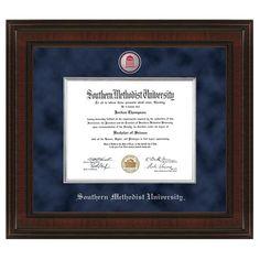 Signature Announcements New-York-Law-School Undergraduate Sculpted Foil Seal Graduation Diploma Frame 20 x 20 Matte Mahogany