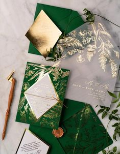 Pretty Winter Wedding Invitation Ideas for Your Special Day - The invitation is pretty much important in celebrating a wedding day. These are the winter wedding invitation ideas you can adopt for your wedding day. Winter Wedding Invitations, Wedding Shower Invitations, Handmade Wedding Invitations, Gold Wedding Invitations, Wedding Stationery, Wedding Cards, Diy Wedding, Wedding Events, Wedding Ideas
